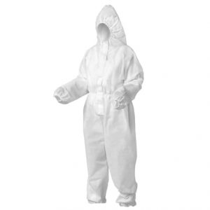 Disposable coverall I